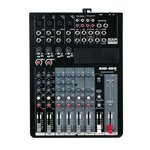DAP GIG-104C 10 Channel live mixer incl. dynamics