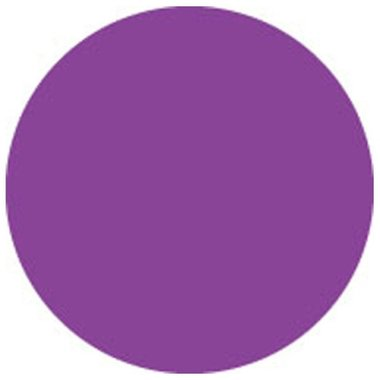 Showtec Colour Sheet  Economy 122 x 55 cm Deep Lavender
