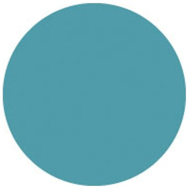 Showtec Colour Sheet 122 x 55 cm Medium Blue-Green