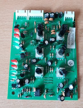DAP MPA-4150 right control module