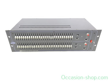 Apex GX-230 2x30 band graphic equalizer