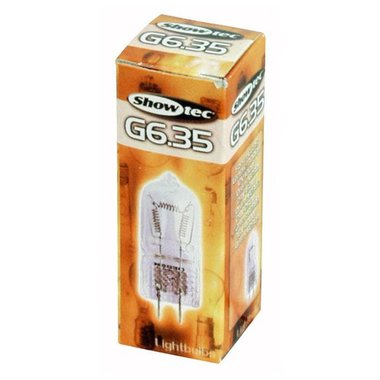 Showtec JC lightbulb G6.35 12V 50W