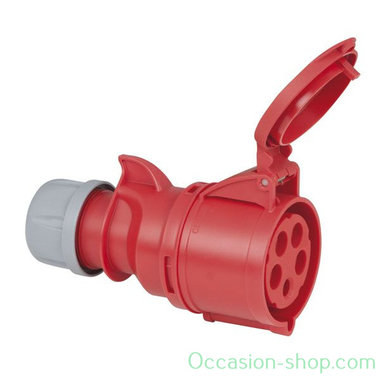 PCE CEE 32A 400V 5P Female plug IP44