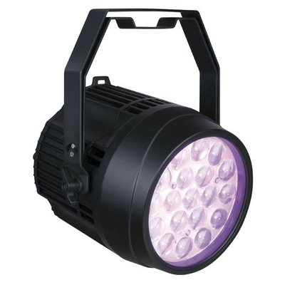 Showtec NanoQ 19 IP RGBW outdoor LED Spot IP-54