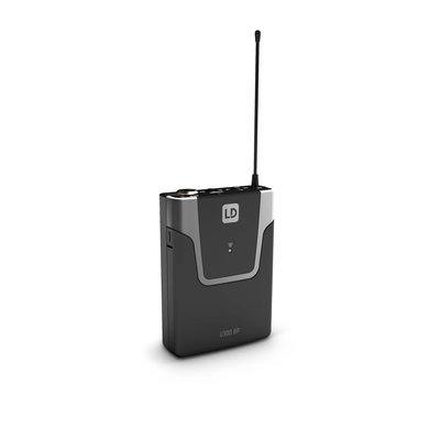 LD Systems U305BP wireless beltpack transmitter 584-608 MHz